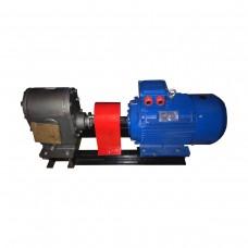 Агрегат насосный битумный ДС-215/1000Э с электроподогревом (насос ДЗ-212/1000, двигатель 11 кВт, 940 л/мин)
