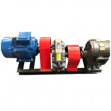 Агрегат насосный битумный ДС-215 (насос ДЗ-212, редуктор, двигатель 7,5 кВт , 500 л/мин)
