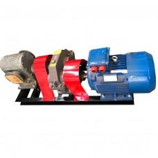 Агрегат насосный битумный ДС-215А (насос НШ-200, двигатель 15 кВт , 1400 л/мин)