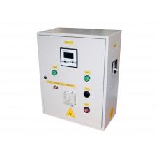 Шкаф управления модульной АГЗС (насос, уровнемер ПМП, электроконтактный манометр)