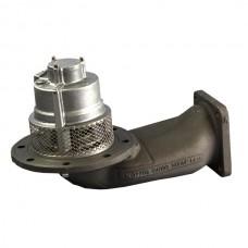Клапан донный Civacon EURO-100-2 (низкопрофильный) Ду-100