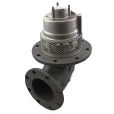 Клапан донный Civacon EURO-100-3 (круглый фланец) Ду-100