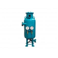 ФГУ-100-1,6Э (условный проход 100мм, раб. давление 1,6 Мпа, тонкость фильтрации 30 мкм)