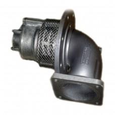 Клапан донный Civacon EURO-100-1 (квадратный фланец) Ду-100