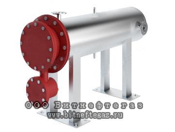 Подогреватели нефтепродуктов односекционные 2-54 кВт